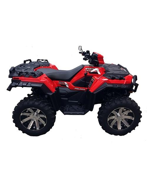 PARAFANGHI PARASPRUZZI AGGIUNTIVI QUAD ATV POLARIS SPORTSMAN 850-1000 XP 2017
