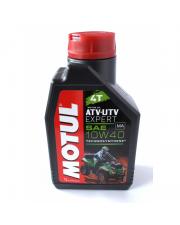 OLIO MOTUL ATV-UTV EXPERT Technosyntese 10W40 1L