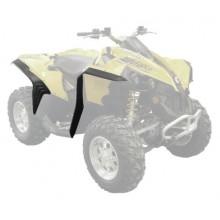PARAFANGHI PARASPRUZZI AGGIUNTIVI QUAD ATV CAN AM RENEGADE